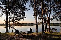 Bass River Sunrise - Cape Cod - Massachusetts