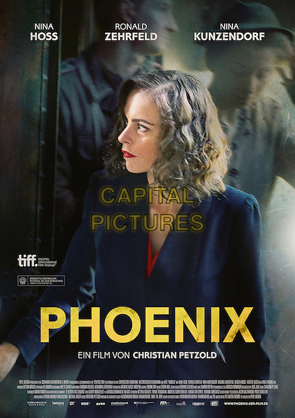 ORIGINAL GERMAN POSTER ART<br /> in Phoenix (2014) <br /> *Filmstill - Editorial Use Only*<br /> CAP/FB<br /> Image supplied by Capital Pictures