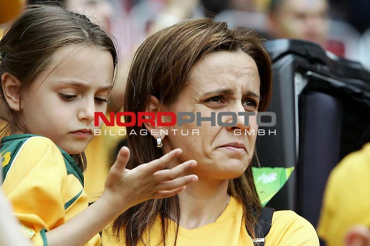 FIFA WM 2006 -  Round of Sixteen - / Viertelfinale <br /> Play      #53 (26-Jun) - Italien - Australien<br /> <br /> Fan Schmuck Feature <br /> <br /> <br /> Foto &copy; nordphoto