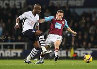 West Ham Utd v Tottenham Hotspur 08-Dec-2008