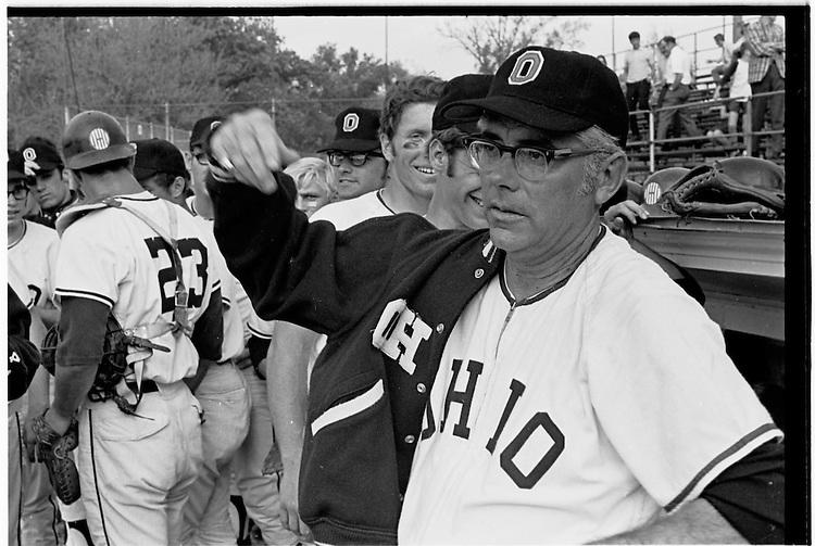 Bob Wren © Ohio University
