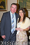 Nigel and Mary Griffin, The Kerries enjoying the Kerins O'Rahillys annual social at Strand Road, Tralee on Saturday..