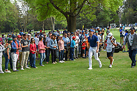 Rory McIlroy (NIR) heads to 16 during round 3 of the World Golf Championships, Mexico, Club De Golf Chapultepec, Mexico City, Mexico. 2/23/2019.<br /> Picture: Golffile | Ken Murray<br /> <br /> <br /> All photo usage must carry mandatory copyright credit (© Golffile | Ken Murray)