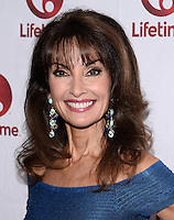NEW YORK, NY - APRIL 16, 2014: Actress Susan Lucci pictured at 'Excusive Interactive event for devout fans of Lifetime's hit Devious Maids , April 16,2014 in New York City HP/Starlitepics /NortePhoto.com