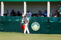 Sergio Garcia (ESP) on the 18th green during the final round of the Nedbank Golf Challenge hosted by Gary Player,  Gary Player country Club, Sun City, Rustenburg, South Africa. 11/11/2018 <br /> Picture: Golffile | Tyrone Winfield<br /> <br /> <br /> All photo usage must carry mandatory copyright credit (&copy; Golffile | Tyrone Winfield)