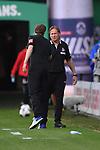 Trainer Markus Gisdol (1. FC Koeln) begruesst Trainer Florian Kohfeld (Werder Bremen).<br /><br />Sport: Fussball: 1. Bundesliga:: nphgm001: : nphgm001:  Saison 19/20: 34. Spieltag: SV Werder Bremen - 1. FC Koeln, 27.06.2020<br /><br />Foto: Marvin Ibo GŸngšr/GES/Pool/via gumzmedia/nordphoto/via gumzmedia/nordphoto