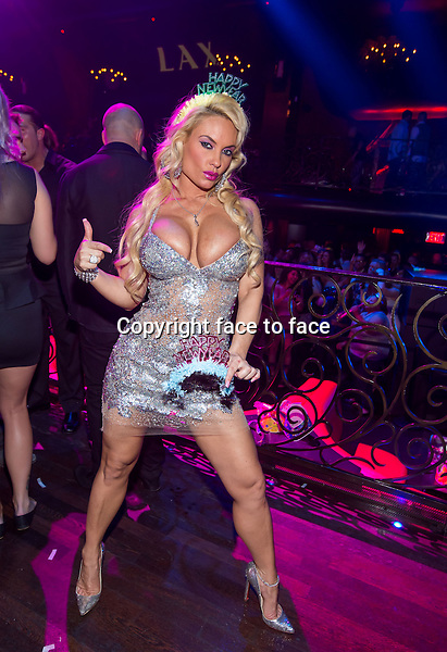Coco ringing in New Years Eve at LAX Nightclub at Luxor Resort in Las Vegas, Nevada on December 31, 2012. ..Credit: MediaPunch/face to face..- Germany, Austria, Switzerland, Eastern Europe, Australia, UK, USA, Taiwan, Singapore, China, Malaysia and Thailand rights only -