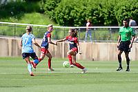 Boyds, MD - Sunday July 31, 2016: Estefania Banini during a regular season National Women's Soccer League (NWSL) match between the Washington Spirit and Sky Blue FC at Maureen Hendricks Field, Maryland SoccerPlex. The Washington Spirit defeated Sky Blue FC 3-1.