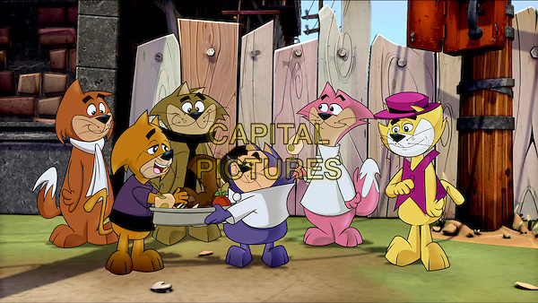 Top Cat (Voice of Jason Harris)<br /> in Top Cat: The Movie (2011) <br /> *Filmstill - Editorial Use Only*<br /> CAP/NFS<br /> Supplied by Capital Pictures