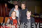 Pictured at the CUD Benifit Dance in the Ring of Kerry Hotel on Monday night were front l-r; Marion O'Dwyer, Betty O'Sullivan, back l-r; Liz Curran & Helena Donnelly.
