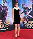 Aubrey Plaza<br /> <br /> <br />  attends The Marvel Studios World Premiere GUARDIANS OF THE GALAXY held at The Dolby Theatre in Hollywood, California on July 21,2014                                                                               &copy; 2014Hollywood Press Agency