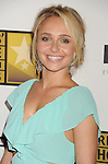 BEVERLY HILLS, CA - JUNE 18: Hayden Panettiere arrives at The Critics' Choice Television Awards at The Beverly Hilton Hotel on June 18, 2012 in Beverly Hills, California.