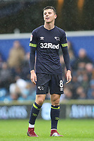 Mason Mount of Derby County during Queens Park Rangers vs Derby County, Sky Bet EFL Championship Football at Loftus Road Stadium on 6th October 2018