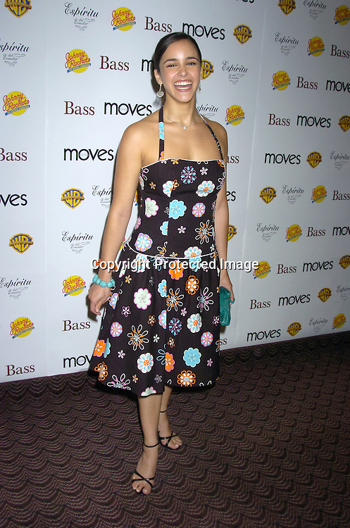 "Melissa Gallo of One Life to Live ..at a screening of ""East of Eden"" hosted by New York Moves Magazine on June 9, 2005 at The Clearview Cinema on Broadway.  New York Moves did ..a fashion layout with soap stars Justin Bruening and Melissa Gallo. ..Photo by Robin Platzer, Twin Images"