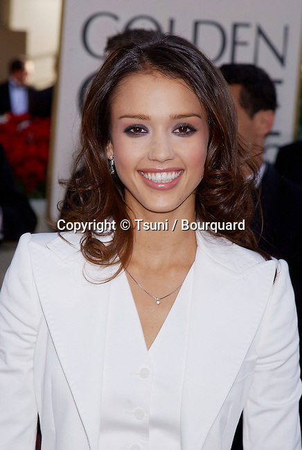 Jessica Alba arrives at the 59th Golden Globes Awards at the Beverly Hilton in Los Angeles. January 20, 2002. 02_AlbaJessica50.jpg