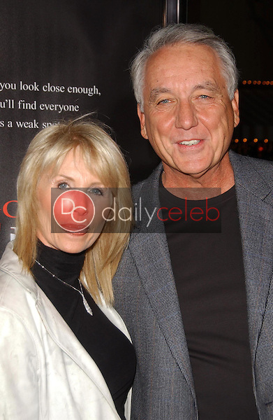 Bob Gunton and wife Carey<br />