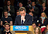 Conservative Party Spring Forum <br /> at The Old Granada Studios, Manchester, Great Britain <br /> 28th March 2015 <br /> <br /> Grant Shapps <br /> Chairman of the Conservatives <br /> speech <br /> <br /> David Cameron <br /> Prime Minister and Leader of the Conservatives <br /> speech <br /> <br /> George Osborne <br /> Chancellor the Exchequer <br /> speech <br /> <br /> Photograph by Elliott Franks