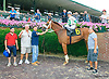 Greek Warrior winning at Delaware Park on 8/8/15
