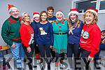Beale Lips Zipped: Taking part in the  Lips Zipped event at the Ballybunion Community Centre in  aid of Beale GAA on 28th December were John Larkin, Eileenn Kiely, Trish Byrnes, Karen Walsh, Marleen Jones, Leesha Meehan, Katie O'Neill & Anna Marie OFogarty.