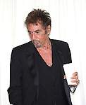 Al Pacino attending the 'Glengarry Glen Ross' Media Day at Ballet Hispanico Rehearsal Studios in New York City on 9/19/2012.