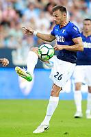 SS Lazio's Stefan Radu during XXXIII Costa del Sol Trophy. August 5,2017. (ALTERPHOTOS/Acero/Insidefoto)