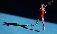 MELBOURNE,AUSTRALIA,24.JAN.18 - TENNIS - WTA Tour, Grand Slam, Australian Open. Image shows Simona Halep (ROU). Photo: GEPA pictures/ Matthias Hauer / Copyright : explorer-media