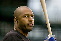 May 19, 2010: Toronto Blue Jays' Vernon Wells (10) during a game against the Seattle Mariners at Safeco Field in Seattle, Washington.