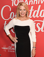 "20 November 2019 - Hollywood, California - Barbara Niven. Hallmark Channel's 10th Anniversary Countdown to Christmas - ""Christmas Under the Stars"" Screening and Party. Photo Credit: Billy Bennight/AdMedia"