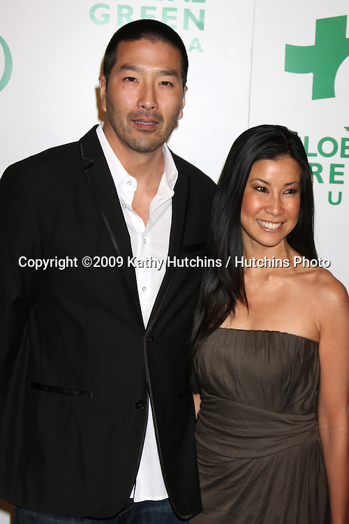 Lisa Ling  arriving at the Global Green USA's 6th Annual Pre-Oscar Party  at  Avalon in.Hollywood, CA on.February 19, 2009.©2009 Kathy Hutchins / Hutchins Photo...                .