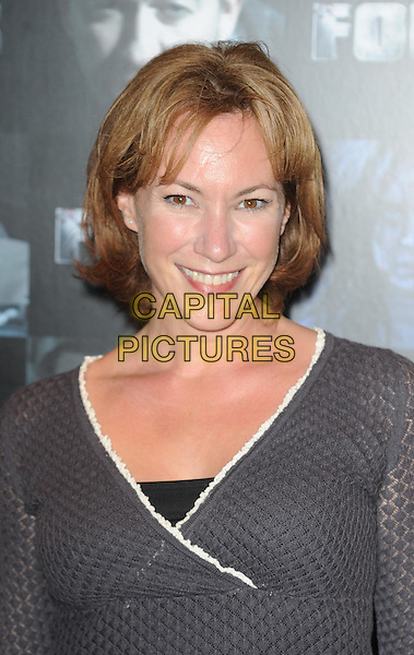 Tanya Franks.UK premiere of 'Four' at The Empire Cinema - Arrivals, London, England..October 10th, 2011.headshot portrait grey gray.CAP/WIZ.© Wizard/Capital Pictures.