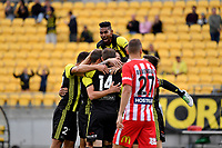 20190126 A League - Wellington Phoenix v Melbourne City FC