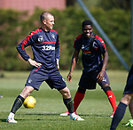 Kenny Miller and Serge Atakayi