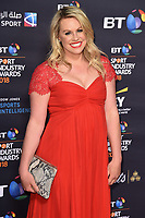 Chemmy Alcott arriving for the BT Sport Industry Awards 2018 at the Battersea Evolution, London, UK. <br /> 26 April  2018<br /> Picture: Steve Vas/Featureflash/SilverHub 0208 004 5359 sales@silverhubmedia.com