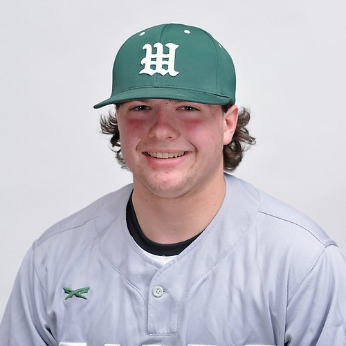 Ben Osborne of Westhampton poses for a portrait during Newsday's varsity baseball season preview photo shoot at company headquarters on Saturday, March 18, 2017.