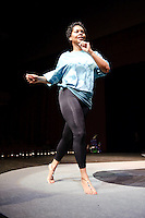 """Walk In Her Shoes - Designer Shoe Fashion and Trunk Show 2009"" organized by Every Step Counts at Mildred Bastian Centre for Performing Arts Theater of Forest Park Community College, 5600 Oakland Ave, St. Louis, Missouri on Apr 11, 2009."