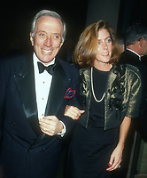 Andy Williams, wife Debbie, 1993, Photo By Michael Ferguson/PHOTOlink