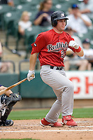 Anderson, Bryan 0158.jpg. Memphis Redbirds at Round Rock Express in Pacific Coast League Baseball. Dell Diamond on April 26th 2009 in Round Rock, Texas. Photo by Andrew Woolley.