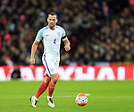 England's Danny Drinkwater in action during the International friendly match at Wembley.  Photo credit should read: David Klein/Sportimage