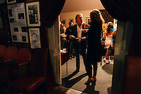 The Opening Night of Garbo's Cuban Lover on Dec. 12, 2015 (Photo by Tiffany Chien/Guest Of A Guest)