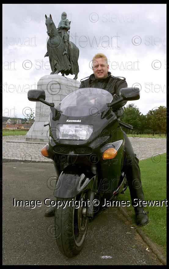 "23rd June 99                         Copyright Pic : James Stewart .Ref :  990267                         .File Name : stewart03-david ross                        .DAVID ROSS AUTHOR OF THE BOOK ""ON THE TRAIL OF ROBERT THE BRUCE""......Payments to :-.James Stewart Photo Agency, Stewart House, Stewart Road, Falkirk. FK2 7AS      Vat Reg No. 607 6932 25.Office : 01324 630007        Mobile : 0421 416997.E-mail : JSpics@aol.com.If you require further information then contact Jim Stewart on any of the numbers above........."