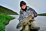 brown trout- Iceland 2013