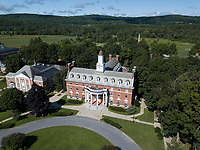 Green Mountain College in Poultney, Vermont.