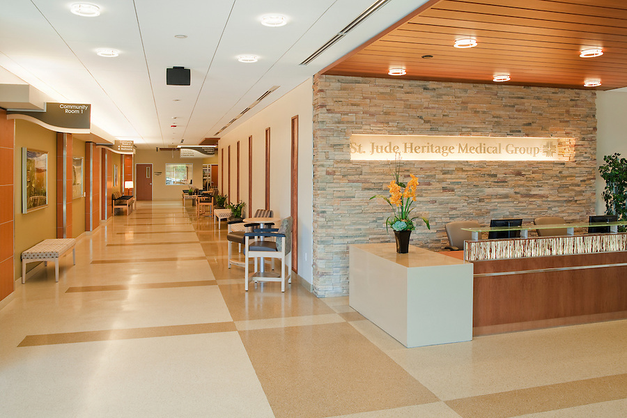 St. Jude Heritage medical office building was completed in the summer of 2011. Developed by Pacific Medical Buildings and designed by Ware Malcomb