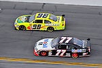 Feb 12, 2009; 2:36:40 PM; Daytona Beach, FL, USA; NASCAR Sprint Cup Series race of the Gatorade Duel at Daytona International Speedway.  Mandatory Credit: (thesportswire.net)