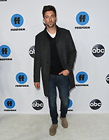 05 February 2019 - Pasadena, California - Lincoln Younes. Disney ABC Television TCA Winter Press Tour 2019 held at The Langham Huntington Hotel. <br /> CAP/ADM/BT<br /> &copy;BT/ADM/Capital Pictures