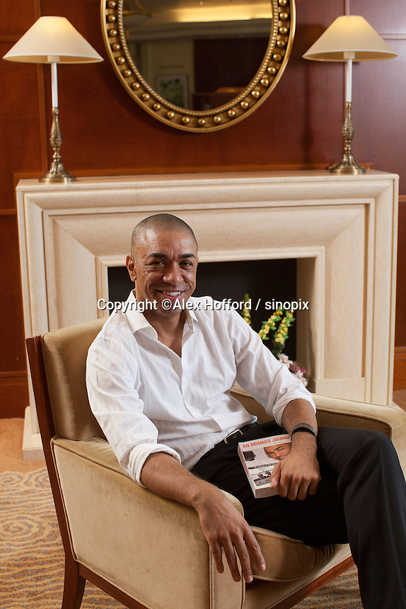Mark Obama Ndesandjo, Barak Obama's half brother published an autobiography.