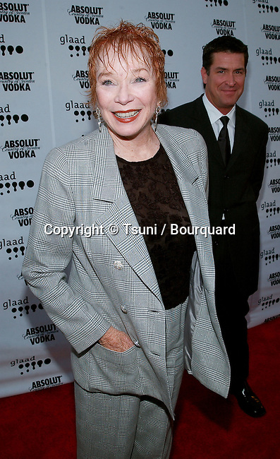 Shirley MacLaine arriving at the 2002 GLAAD Media Awards at the Kodak Theatre in Los Angeles. April 13, 2002.           -            MacLaineShirley01.jpg