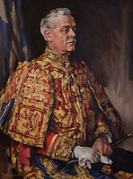 Portrait of Colonel Gordon Loch