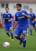 Fussball 1. Bundesliga:  Saison  Vorbereitung 2012/2013     Testspiel: Bayer 04 Leverkusen - FC Augsburg  25.07.2012 Michael Ortega (Bayer 04 Leverkusen)