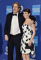 PALM SPRINGS, CA - JANUARY 03: Peter Farrelly (L) and Linda Cardellini attend the 30th Annual Palm Springs International Film Festival Film Awards Gala at Palm Springs Convention Center on January 3, 2019 in Palm Springs, California.<br /> CAP/ROT/TM<br /> &copy;TM/ROT/Capital Pictures